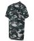 2181 Badger - Youth Camo Short Sleeve T-Shirt Forest