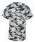 2181 Badger - Youth Camo Short Sleeve T-Shirt White