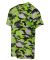 2181 Badger - Youth Camo Short Sleeve T-Shirt Lime