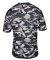 2181 Badger - Youth Camo Short Sleeve T-Shirt Navy