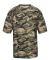 2181 Badger - Youth Camo Short Sleeve T-Shirt OD Green