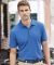 82800 Gildan Premium Cotton™ Adult Double Piqué Polo Catalog