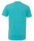 Next Level 6440 Premium Sueded V-Neck T-shirt TAHITI BLUE