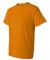 980 Anvil Combed Ring Spun Cotton T-Shirt MANDARIN ORANGE