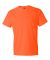 980 Anvil Combed Ring Spun Cotton T-Shirt ORANGE