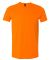 980 Anvil Combed Ring Spun Cotton T-Shirt NEON ORANGE