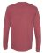 4410 Comfort Colors - Long Sleeve Pocket T-Shirt BRICK