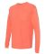 4410 Comfort Colors - Long Sleeve Pocket T-Shirt BRIGHT SALMON