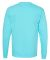 4410 Comfort Colors - Long Sleeve Pocket T-Shirt LAGOON BLUE