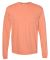 4410 Comfort Colors - Long Sleeve Pocket T-Shirt TERRACOTA