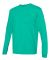 4410 Comfort Colors - Long Sleeve Pocket T-Shirt ISLAND GREEN