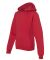 SS4001Y Independent Trading Co. Youth Midweight Ho Red