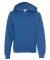 SS4001Y Independent Trading Co. Youth Midweight Ho Royal Heather
