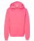 SS4001Y Independent Trading Co. Youth Midweight Ho Neon Pink