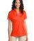 L540 Port Authority Ladies Silk Touch™ Performan Neon Orange