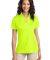 L540 Port Authority Ladies Silk Touch™ Performan Neon Yellow