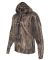 8615 J. America Tailgate Hooded Fleece Pullover Outdoor Camo