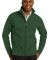 J317 Port Authority Core Soft Shell Jacket Forest Green