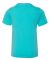 Next Level 3312 Boys CVC Crew Tee TAHITI BLUE
