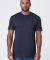 M1045 Crew Neck Men's Jersey T-Shirt  Charcoal Heather