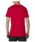 352 Anvil 3.2 oz. Featherweight Short-Sleeve V-Nec Red