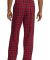 District DT1800 Young Mens Flannel Plaid Pant New Red