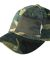 District DT600 Distressed Dad Hat Camo