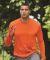 Gildan G474 Adult Tech Long Sleeve T-Shirt Catalog