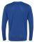 Gildan G474 Adult Tech Long Sleeve T-Shirt MARBLED ROYAL