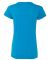 Gildan G47V Ladies Tech V-Neck T-shirt MARBLED SAPPHIRE