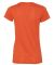 Gildan G47V Ladies Tech V-Neck T-shirt MARBLED ORANGE