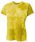 NW3295 A4 Drop Ship Ladies' Cloud Dye Tech T-Shirt GOLD