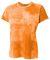 NW3295 A4 Drop Ship Ladies' Cloud Dye Tech T-Shirt ATHLETIC ORANGE