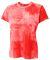 NW3295 A4 Drop Ship Ladies' Cloud Dye Tech T-Shirt SCARLET