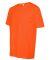 All Sport M1009 Polyester Sport T-Shirt Sport Safety Orange