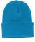 Port & Company CP90 Knit Beanie Neon Blue