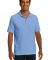 Port & Company KP150 Ring Spun Pique Polo  Light Blue
