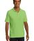 Port & Company KP150 Ring Spun Pique Polo  Lime