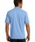 Port & Company KP55 Jersey Knit Polo Light Blue