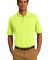 Port & Company KP55P Jersey Knit Pocket Polo Safety Green