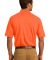 Port & Company KP55P Jersey Knit Pocket Polo Safety Orange