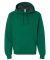 SF76R Fruit of the Loom 7.2 oz. Sofspun™ Hooded  Clover