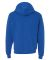 SF76R Fruit of the Loom 7.2 oz. Sofspun™ Hooded  Royal