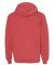 SF76R Fruit of the Loom 7.2 oz. Sofspun™ Hooded  Brick Heather