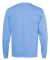 5586 Hanes® Long Sleeve Tagless 6.1 T-shirt - 558 Carolina Blue