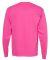 5586 Hanes® Long Sleeve Tagless 6.1 T-shirt - 558 Wow Pink