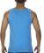 C9360 Comfort Colors Ringspun Garment-Dyed Tank NEON BLUE