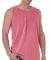 C9360 Comfort Colors Ringspun Garment-Dyed Tank Peony