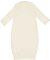 4406 Rabbit Skins Infant Baby Rib Lap Shoulder Lay Natural
