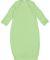 4406 Rabbit Skins Infant Baby Rib Lap Shoulder Lay Mint